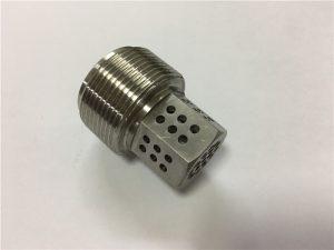 Gr5 titán csavarok és kötőelemek ipari felhasználásra