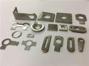 NO.58-A2-70 SS304 rozsdamentes acél fémbélyegző alkatrész
