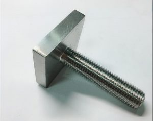 Nickel Cooper monel400 négyzet alakú csavar rögzítő nem n04400
