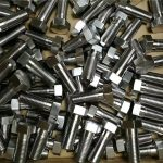 egyedi rögzítőelem 316 rozsdamentes acélból készült din931 hatszögletes csavar jó áron