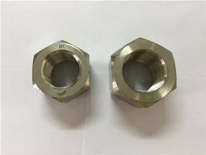 No.111 - A453 660 1,4980 nikkel ötvözet gyártása hexanyák