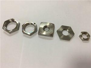 No.34-Wholesale Price négyzet alakú rozsdamentes acél kerék-anya