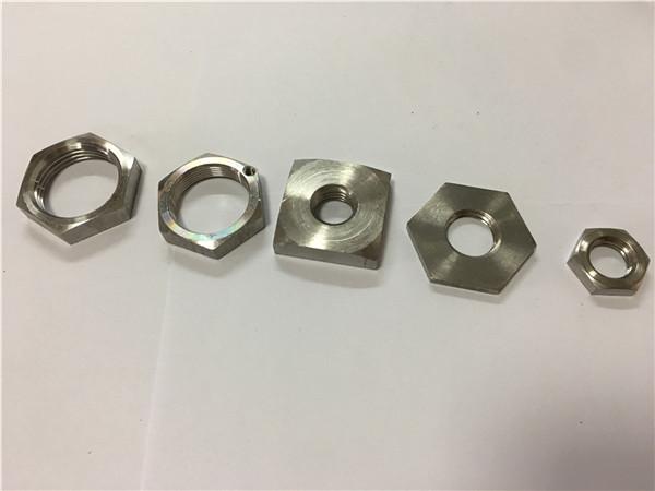 nagykereskedelmi ár négyzet alakú rozsdamentes acél kerék anya