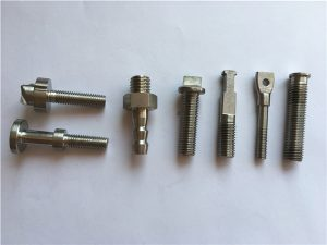 No. 40-titán arany CNC gép kerékpár csavar