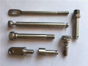 No.42-recision rozsdamentes kötőelemek CNC Forgácsoló fém kötőelemek
