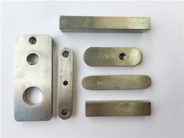 a legújabb standard din6885a párhuzamos kulcsú duplex 2205 tengelykulcs