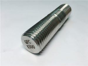 No.62-Monel K500 menetes rúd