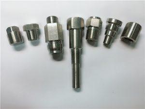 No.67 - CNC megmunkálásból készült magas minőségű Oem eszterga rozsdamentes acél kötőelemek