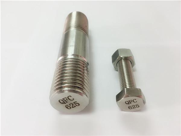 inconel 625 rögzítőelemek nikkelben