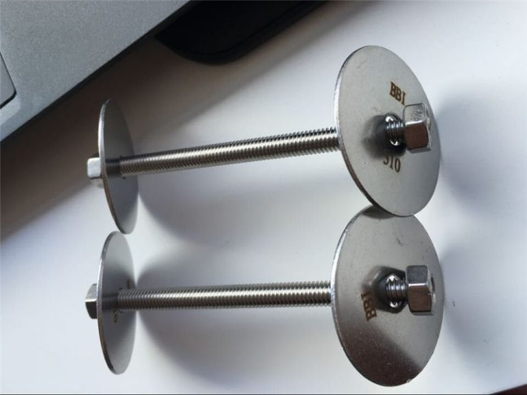 ss310 / ss310s astm f593 rögzítőelem, rozsdamentes acél csavarok, anyák és alátétek