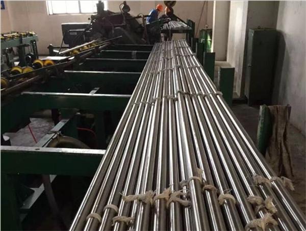 szuper duplex s32760 (a182 f55) rozsdamentes acél kerek rudazat